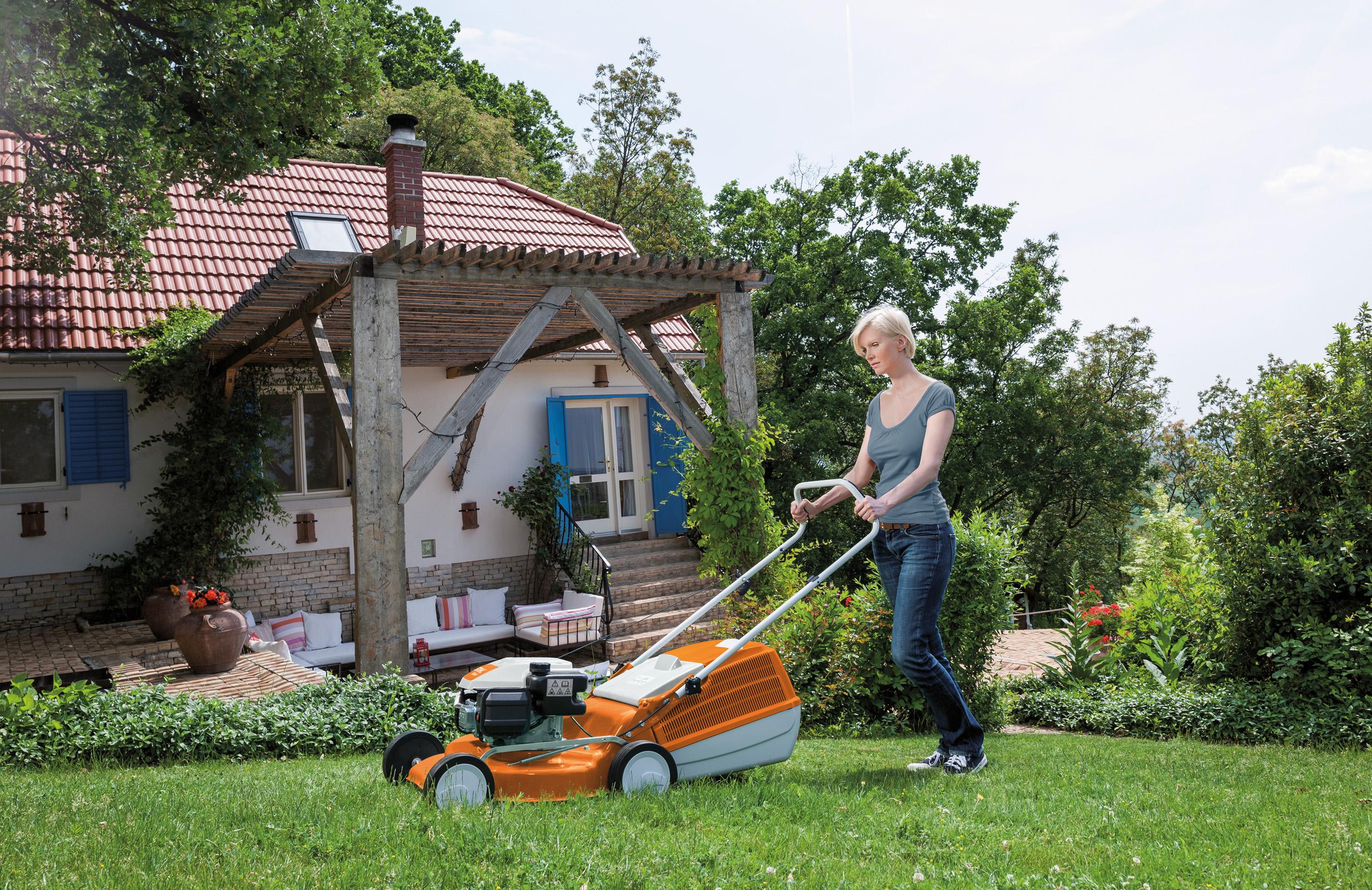 כלי גינון מכניים לגינה